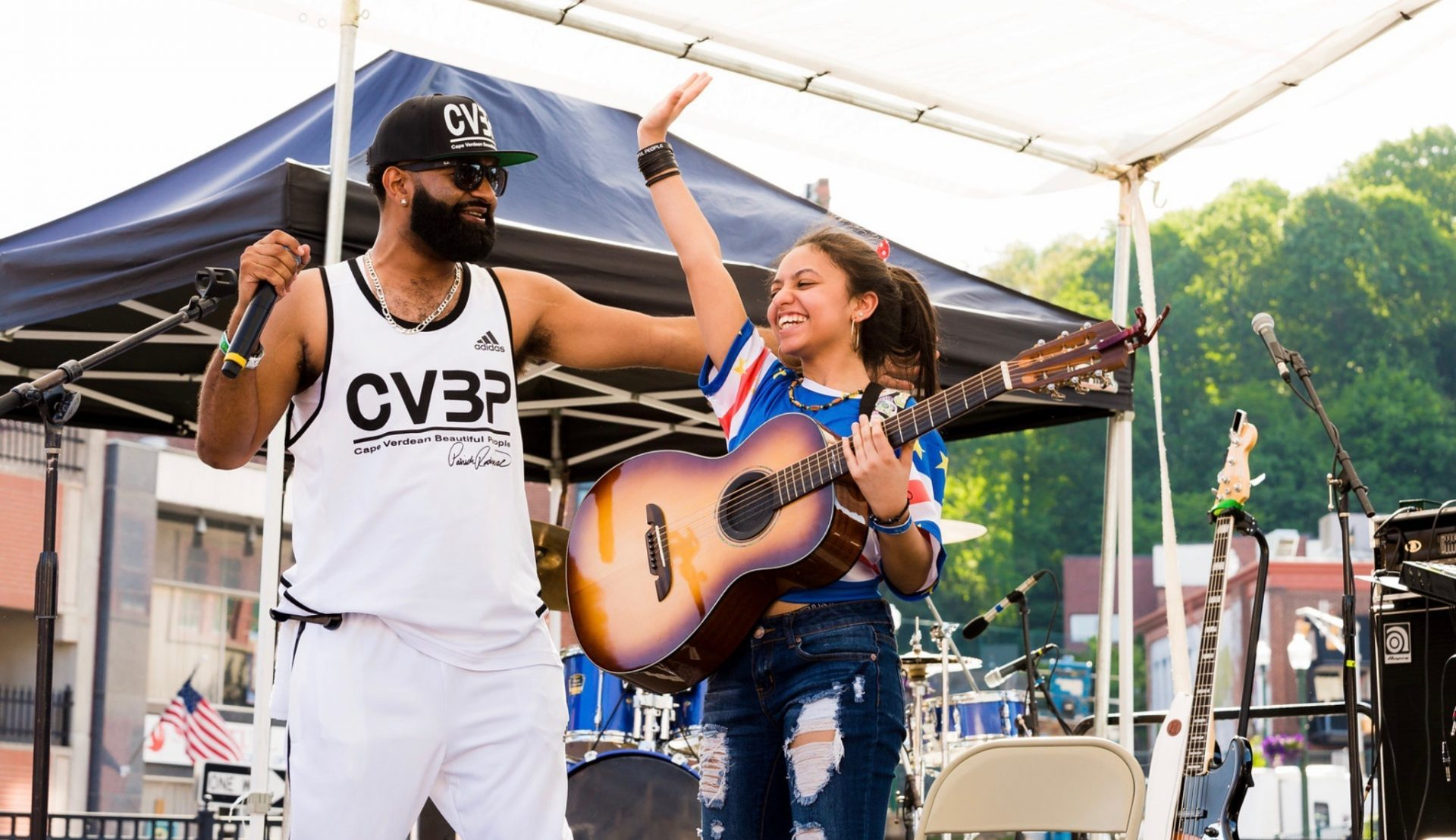 Global City Norwich Cape Verdean Festival 2019