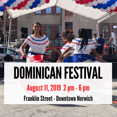Global City Norwich 2019 Dominican Festival
