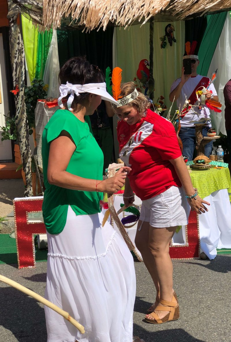 Global City Norwich 2019 Peruvian Festival Traditions