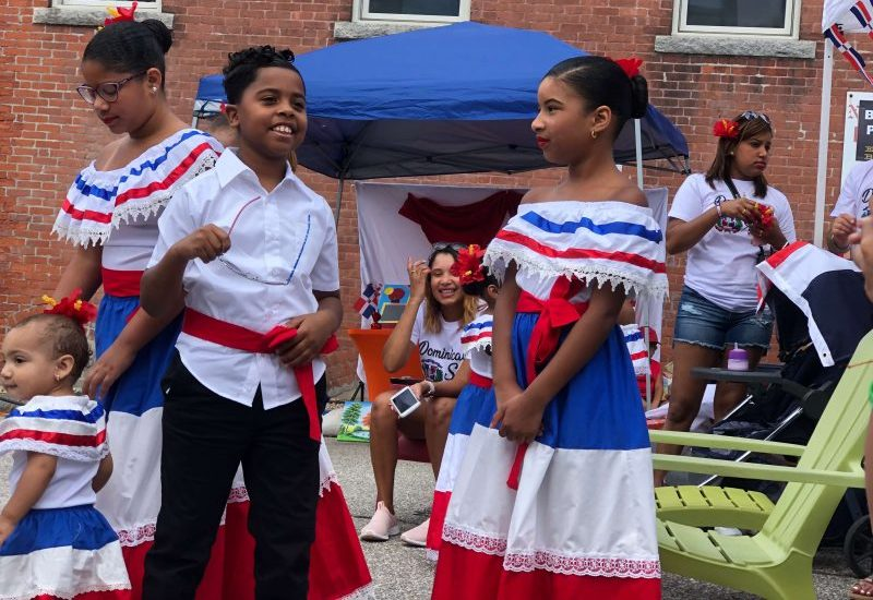 Global City Norwich Dominican Fest Youth Dancers
